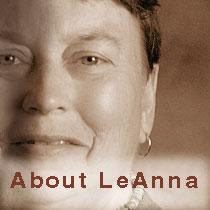 LeAnna Graves Creative Services - About LeAnna